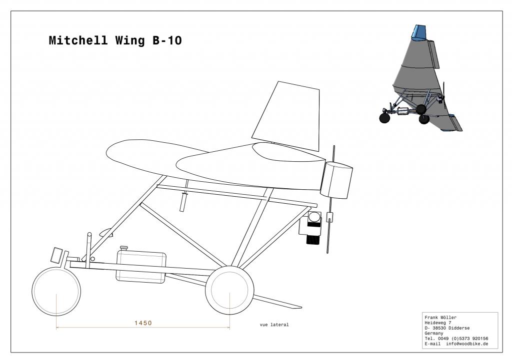 Mitchell Wing B-10 Blatt 2