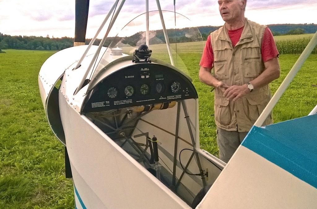 Cockpit Serienversion