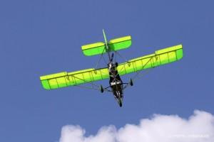 Mehrere Flugschulen haben den AERLiTE120 von Vierwerk angeschafft.